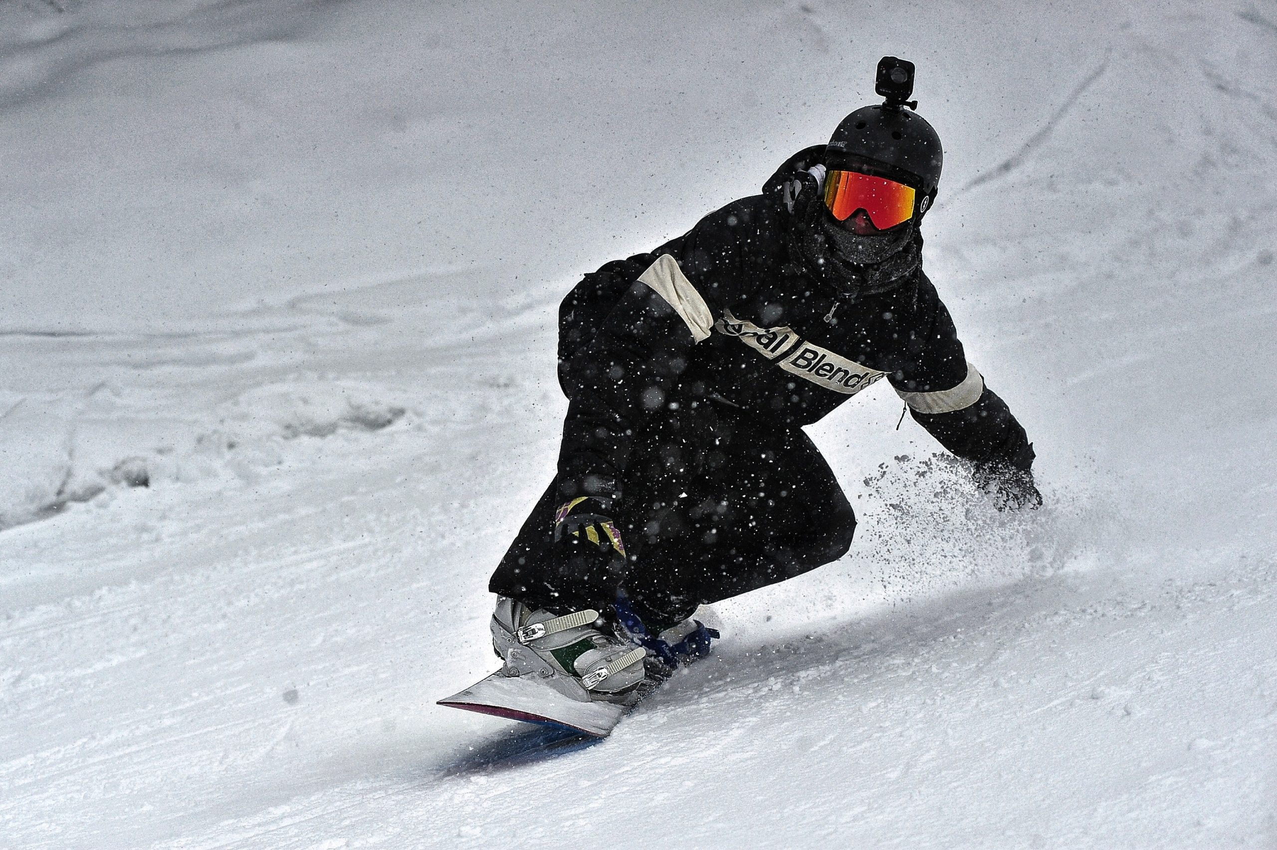 Robin Van Gyn, a snowboarding champion on stepping out of your comfort zone.